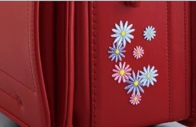 池田屋ランドセルの刺繍シール